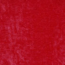 Banbury Co-Ordinate - Poppy Red - Fabric made from filament and chenille polyester in a very bright, vibrant shade of red
