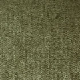 Banbury Co-Ordinate - Soft Green - Light forest green coloured fabric blended from a mixture of filament and chenille polyester