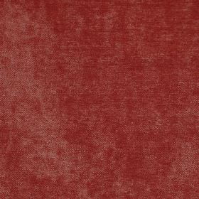 Banbury Co-Ordinate - Russet - Blood red coloured fabric blended from a mixture of filament and chenille polyester