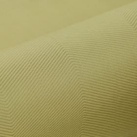 Eiger CS - Cream (2) - 100% Trevira CS fabric in creamy beige, patterned with a very subtle design of thin diagonal lines