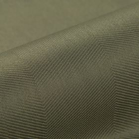 Eiger CS - Grey - Fabric made from iron grey coloured 100% Trevira CS fabric with a subtle pattern of thin diagonal lines & a slight sheen