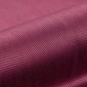 Eiger CS - Plum - Lilac coloured fabric made from 100% Trevira CS featuring a thin, repeated, regular diagonal line pattern