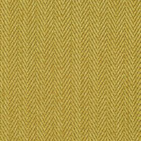Vivian - Gold (1) - Wheat coloured fabric made from cotton and rayon featuring a herringbone pattern