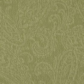 Camden - Beige (1) - Fabric blended from linen and polyester with a subtle detailed pattern of paisley shapes in two similar shades of grey