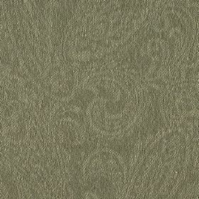 Camden - Grey (2) - Very subtle paisley print patterns created in two similar dark shades of grey on linen and polyester blend fabric