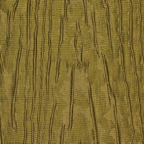 Harmood - Brown (5) - Two different shades of gold making up a linen and polyester blend fabric background to rough, uneven patchy brown lin