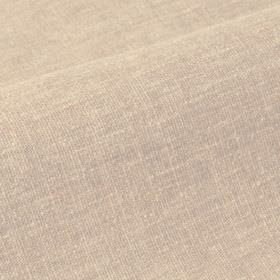 Ragga - Pink Beige (3) - Off-white and pale grey coloured threads woven together into a linen and polyester blend fabric