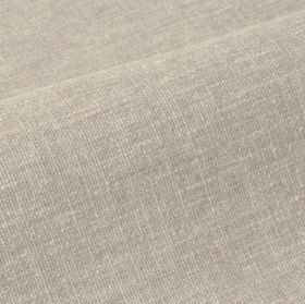 Ragga - Grey Beige (5) - Threads in pale grey and white made from linen and polyester woven together into a fabric with no other pattern
