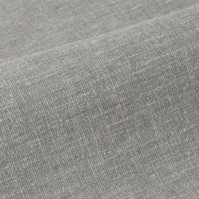 Ragga 292cm - Brown Beige - Blue-grey coloured linen and polyester blend fabric featuring some visible white threads