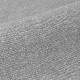 Ragga - Grey (13) - Light grey coloured linen and polyester blend fabric featuring a very slight pale blue tinge and some white threads