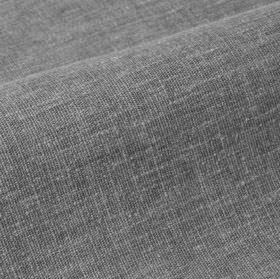 Ragga - Grey (15) - Fabric made with some dark and light grey threads visible, with a linen and polyester blend