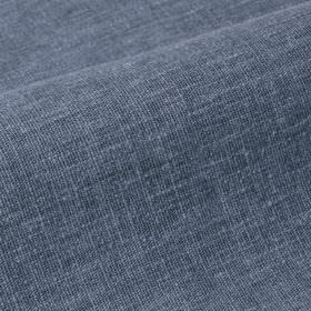 Ragga 292cm - Blue Purple - Some lighter threads showing through a linen and polyester blend fabric in denim blue