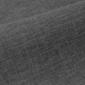 Ragga - Brown (17) - Very dark grey coloured linen and polyester blend fabric featuring some visibly lighter coloured threads