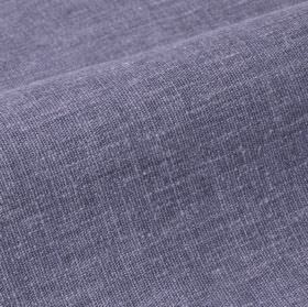 Ragga 292cm - Purple - Some lighter coloured threads visible within a vivid purple-blue coloured linen and polyester blend fabric