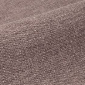 Ragga 292cm - Brown3 - Pale purple and grey threads woven together into a fabric blended with equal parts linen and polyester