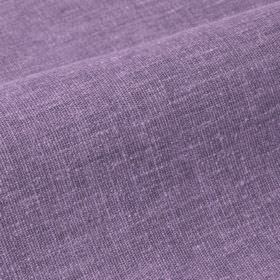 Ragga - Purple (25) - Fabric woven from linen and polyester threads in violet and pale purple