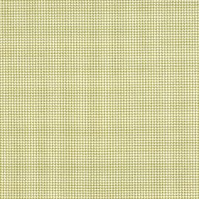 Orelle CS - Cream Beige - A grid made of gold and grey over a background of plain white 100% Trevira CS fabric