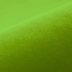 Real - Grass - Cotton, modal and polyester combined to create a plain fabric in a bright shade of lime green