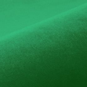 Real - Green (44) - Fabric made from cotton, modal and polyester in a dark shade of jade green
