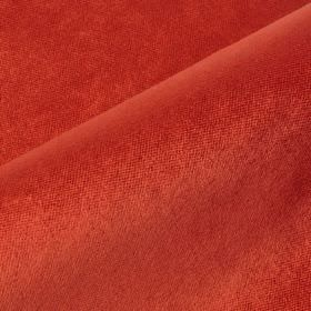 Argento - Light Red - Light red coloured fabric made from an unpatterned blend of cotton, polyester and viscose