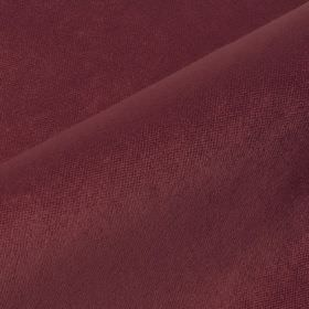 Argento - Merlot - Fabric made from light plum coloured cotton, polyester and viscose