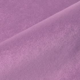 Argento - Mauve - Unpatterned cotton, polyester and viscose blend fabric in lilac