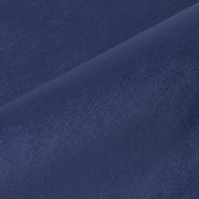 Argento - Navy - Fabric made in navy blue from a blend of cotton, polyester and viscose