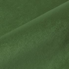 Argento - Green - Dusky green coloured fabric made from cotton, polyester and viscose with no pattern