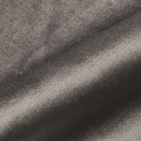 Arena - Grey - Slightly shiny gunmetal grey coloured fabric made from cotton, modal and polyester