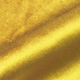Arena - Yellow - Bright yellow-gold finished with a slight sheen covering fabric made from cotton, modal and polyester