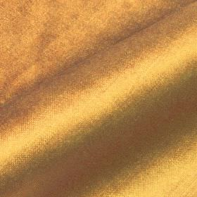 Arena - Gold - Fabric made from copper-orange coloured cotton, modal and polyester