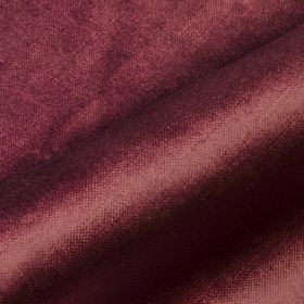 Arena - Purple - Plum coloured, slightly shiny cotton, modal and polyester blend fabric
