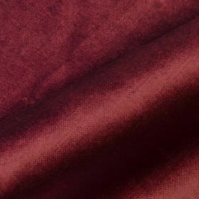 Arena - Red Purple - Fabric made from slightly shiny, maroon coloured cotton, modal and polyester