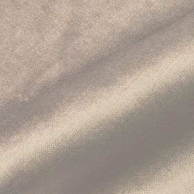 Arena - Beige1 - Icy silver-blue coloured fabric containing a blend of cotton, modal and polyester with a very slight sheen
