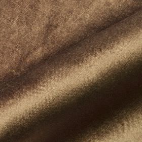 Arena - Brown3 - Chocolate brown-grey coloured fabric containing a 19% cotton, 65% modal and 16% polyester blend