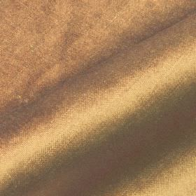 Arena - Brown4 - Slightly shiny fabric blended from cream and brown-grey coloured cotton, modal and polyester
