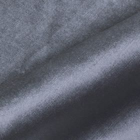Arena - Grey Purple - Slightly shiny denim blue coloured cotton, modal and polyester blend fabric