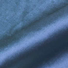 Arena - Blue2 - Rich Royal blue coloured cotton, modal and polyester blend fabric finished with a subtle sheen