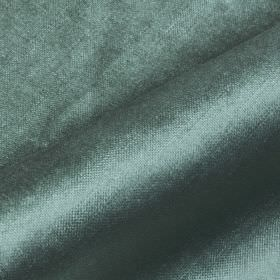 Arena - Blue4 - Duck egg blue and grey blended together into fabric made from cotton, modal and polyester with a slight sheen