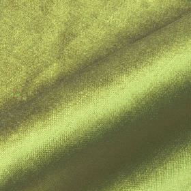 Arena - Green1 - Light apple green coloured cotton, modal and polyester blend fabric featuring a very subtle sheen