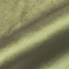 Arena - Green2 - Cotton, modal and polyester blended together into a plain fabric in a colour that's a mixture of pale green and grey