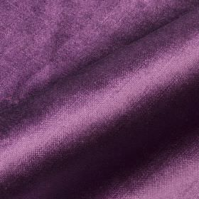 Arena - Purple2 - Rich Royal purple coloured cotton, modal and polyester blended together to create a plain fabric