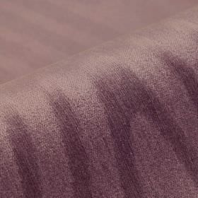 Palora CS - Lilac (10) - Fabric made from light lavender coloured 100% Trevira CS, featuring a very subtle line pattern