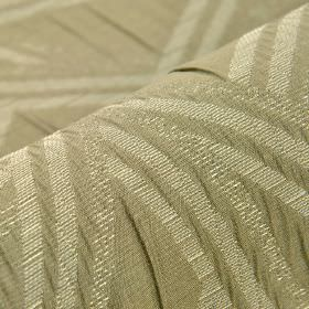 Zamora CS - Beige (2) - Cream-grey coloured lines stretching at different angles over 100% Trevira CS fabric in light grey-beige