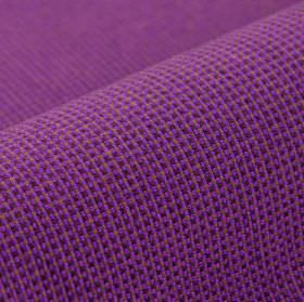 Popping CS - Plum - Two bright shades of purple making up a very bright fabric woven from 100% Trevira CS
