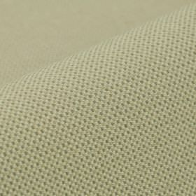 Popping CS - Light Beige - A very small pale grey coloured grid covering 100% Trevira CS fabric in a slightly darker shade of grey