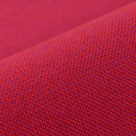 Popping CS - Fuchsia - 100% Trevira CS fabric woven in bright shades of red and purple