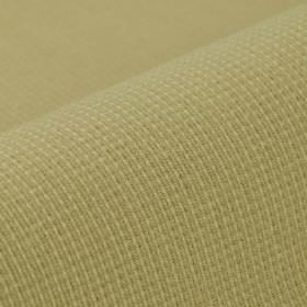 Popping CS - Beige - Beige and cream coloured 100% Trevira CS fabric featuring a very small pattern resembling a waffle-type grid