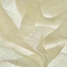 Calvas CS - Beige (3) - Net style fabric made from putty coloured 100% Trevira CS