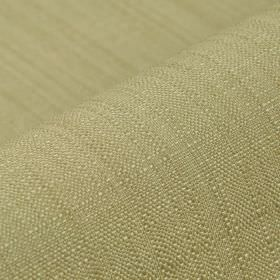 Congada CS - Brown (3) - Cream and light grey-beige coloured threads woven together into a plain 100% Trevira CS fabric